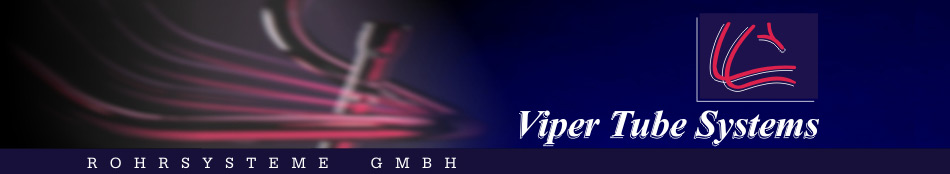 Viper Tube Systems Logo